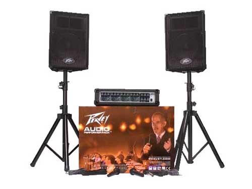 百威Audio Performer Pack