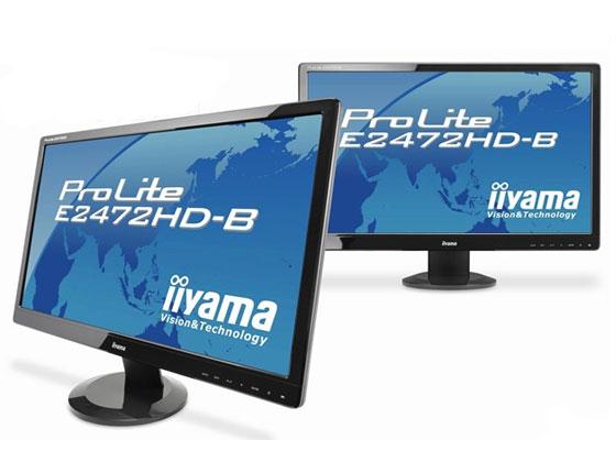 iiyamaE2472HD-B液晶显示器