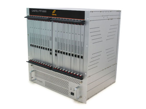 CASTEL FTF 8000 MCU控制单元