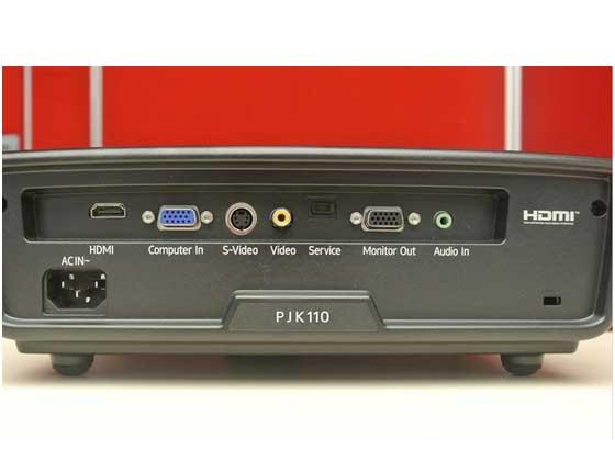 理光PJ K110
