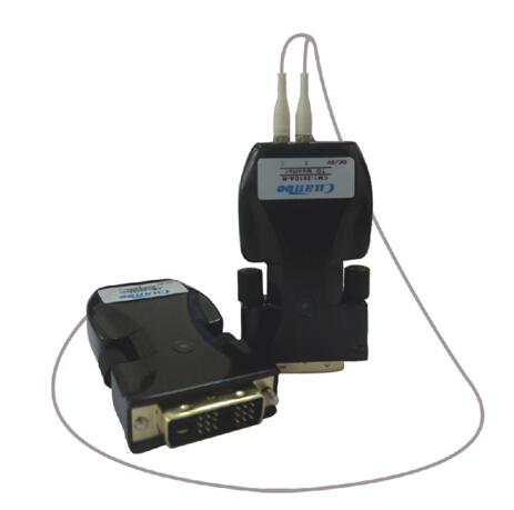 宽博DVI信号双光纤传输器CDL-202