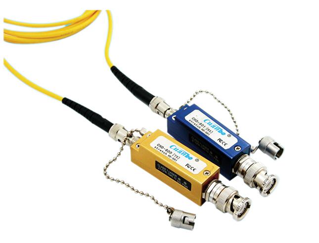 宽博HD-SDI/SDI信号光纤传输器CHD-900/901