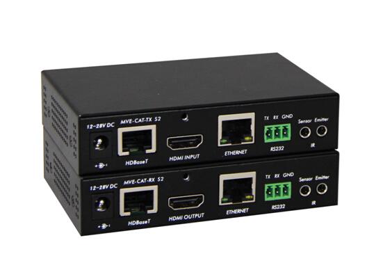宽博HDMI信号网线延长器 MVE-CAT-S2