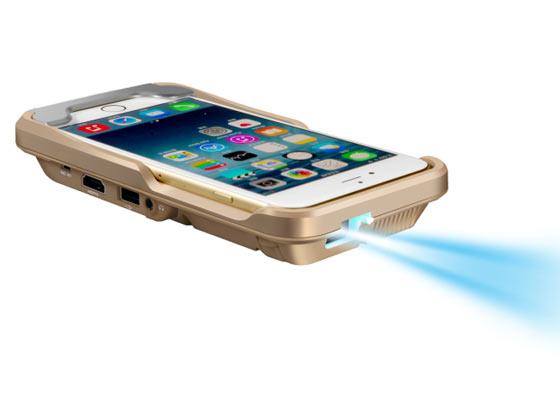 美高G6s苹果手机投影