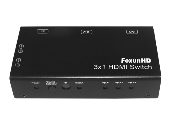 Foxunhd科讯SW03