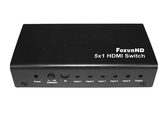 Foxunhd科讯SW04-4K2K
