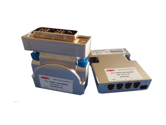 [南北视通]DVI光传器NS-DFE4-TR(金色)