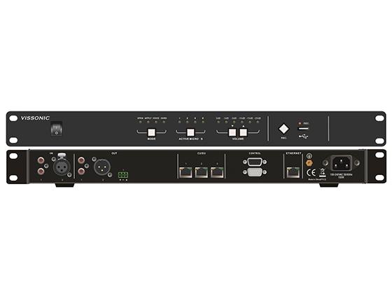 VIS-DCP1000 全数字会议系统主机
