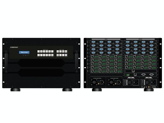 [VISSONIC议朗]VW-VM3636视频矩阵拼接处理器