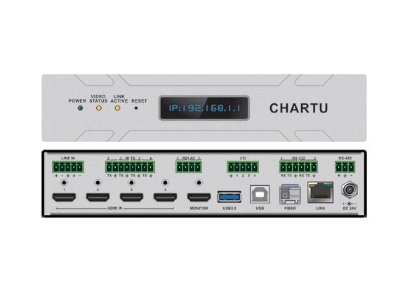 CHARTU长图CVS-HDMI4-I-8K