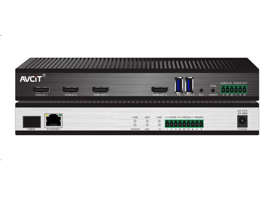 魅视科技8K分布式HDMI 4:4:4输出电节点-旗舰版