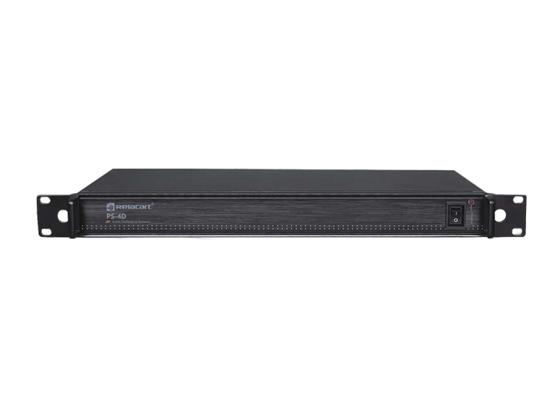 [力卡电子]VIS-DCP2000-W 5G WIFI无线会议系统主机
