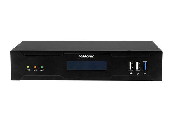 VISSONIC议朗VIS-KS400-O/I 4K@60Hz分布式KVM输出/输入节点